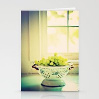 fruit Stationery Cards featuring Fruit  by Jo Bekah Photography