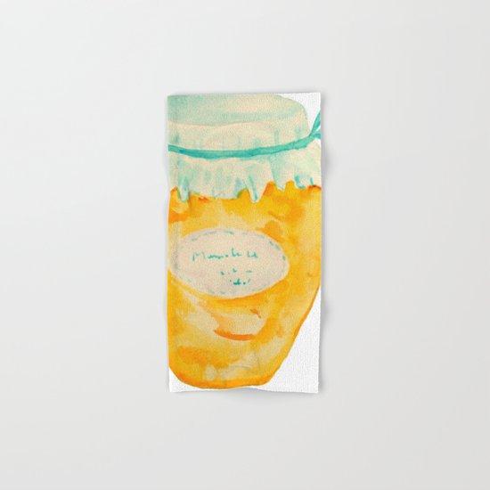 Marmalade Hand & Bath Towel