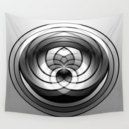 Modern Me Spiral Wall Tapestry