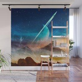 Forsaken Planet Wall Mural