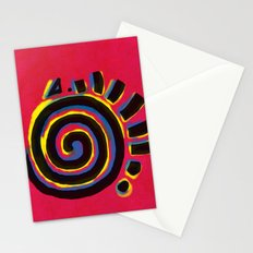 Indigenous Sun Stationery Cards