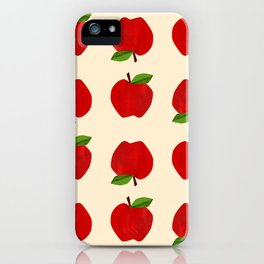 Apples For Days iPhone Case