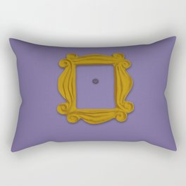 Purple Door Rectangular Pillow