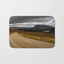 The Road to Poolewe Bath Mat