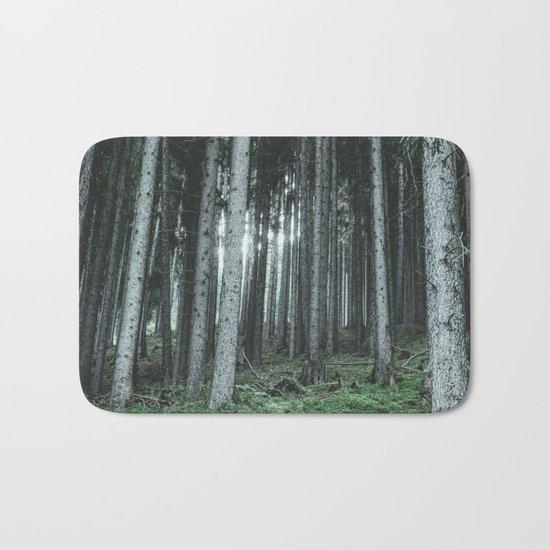 Woodland, Forest, Trees Bath Mat