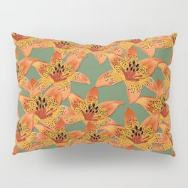 Lilies Pillow Sham