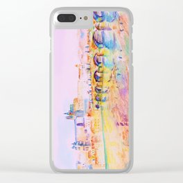 City of Prague Clear iPhone Case