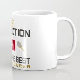 Rger Federer Perfection Coffee Mug