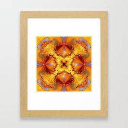 Fondue Framed Art Print
