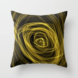 Summer lines 16 Throw Pillow