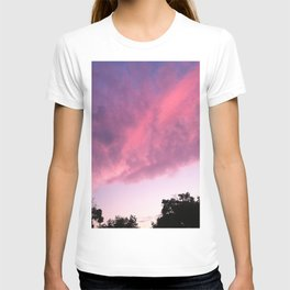 Color Bomb Sunset T-shirt