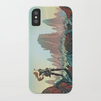 brand new iPhone & iPod Cases featuring Brand new world by LaurenceBaldetti