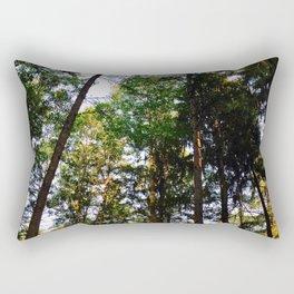 Closer To The Sky Photography Rectangular Pillow