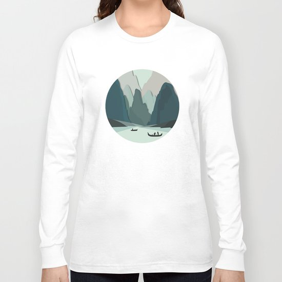 My Nature Collection No. 28 Long Sleeve T-shirt