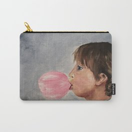 'Don't Burst My Bubble' Carry-All Pouch