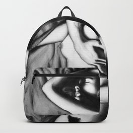 Venus VIII b&w Backpack