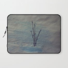 Pussy Willows Laptop Sleeve