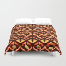 Smaug's Lair Pattern Duvet Cover