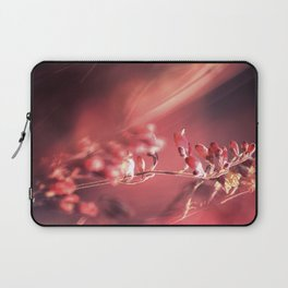 RED SPANGLES no3 Laptop Sleeve