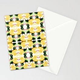 Pato Amarillo Stationery Cards