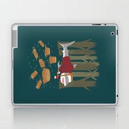 LumberJack Shark Laptop & iPad Skin