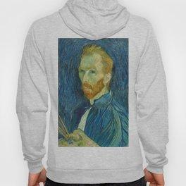 Vincent van Gogh's Self-Portrait, August, 1889 Hoody
