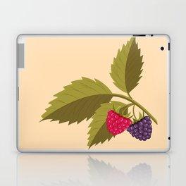 sprig with raspberry Laptop & iPad Skin