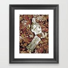 The Fall of Faith Framed Art Print