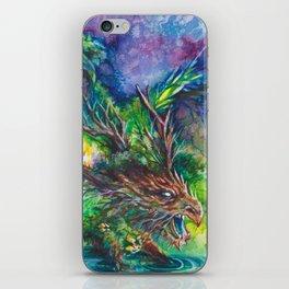 Guardian Dragon iPhone Skin