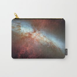 Bright galaxy Orion nebula space and stars hipster star photograph geek cool geeky gift Carry-All Pouch