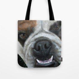 Make My Day English Bulldog Original Tote Bag
