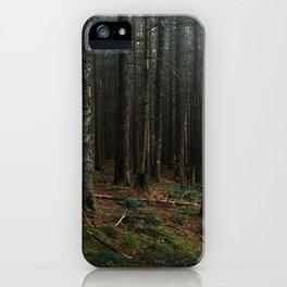 Gorge Woods iPhone Case