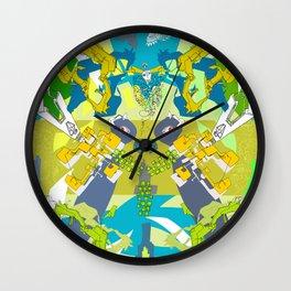 0202  Wall Clock