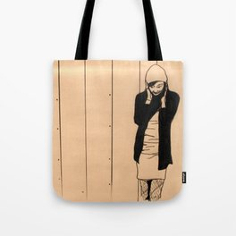 Cold Ears Tote Bag