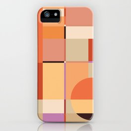 Geo iPhone Case