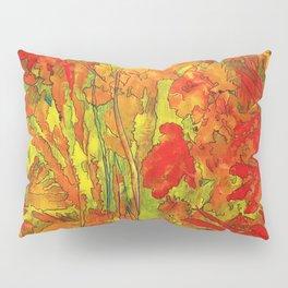 Summer doodle Pillow Sham