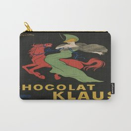 Vintage poster - Chocolat Klaus Carry-All Pouch