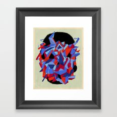 Phrenic Framed Art Print