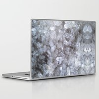 crystal Laptop & iPad Skins featuring Crystal by Danielle Fedorshik