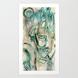 Wito's Lament Art Print