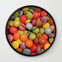 smarties Wall Clock