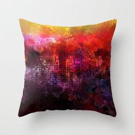 wonderful ghetto Throw Pillow