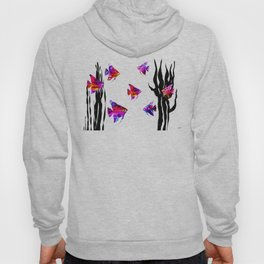 Red Fishes Hoody