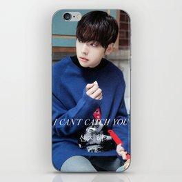 Jinwoo - Sentimental iPhone Skin