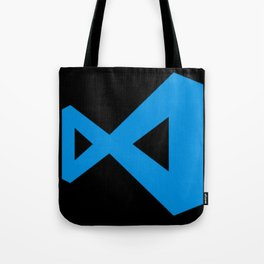 visual studio code Tote Bag