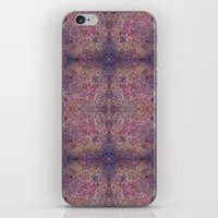 chakra iPhone & iPod Skins featuring Chakra Flowers by bunglo by shay spaniola