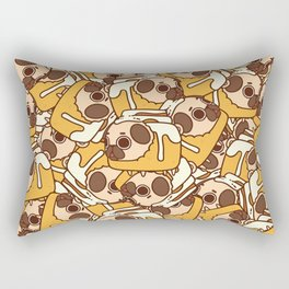 Puglie Cinnapug Rectangular Pillow