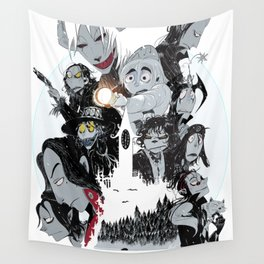 Decembersville PART 2 promo poster Wall Tapestry