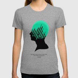 The Mind. T-shirt