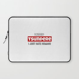 Tsundere Anime Otaku Laptop Sleeve
